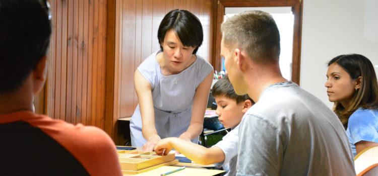 Singapore Math Parent-Child LexFun Workshop