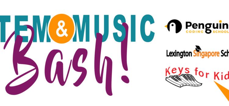 STEM & Music BASH 2018