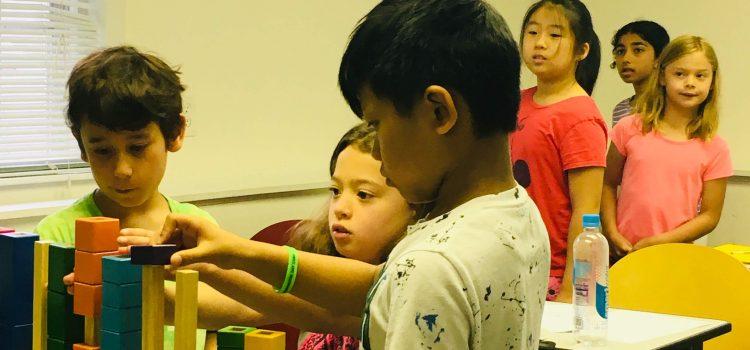 Singapore Math Summer program 2019